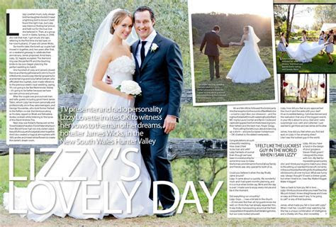 James & Lizzy Lovett's wedding photography in the Hunter