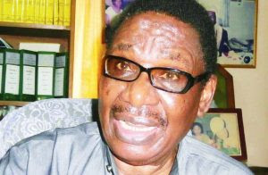 'Defected Lawmakers Are Like Malaria Parasites In APC's Body' – Sagay