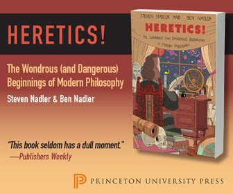 Heretics! by Steven Nadler & Ben Nadler