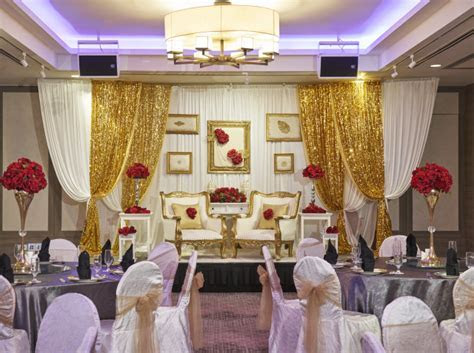 Malay Hotel Wedding   Grand Mercure Singapore   Malay Banquet