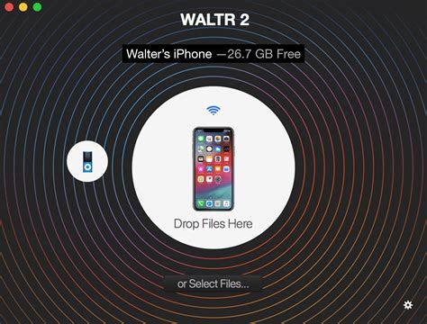 waltr  uebertragen sie dateien auf iphone ipad ipod