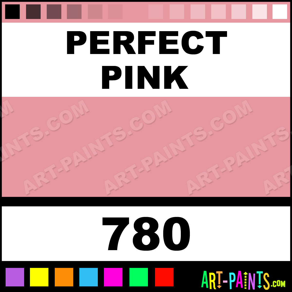 Perfect Pink Just For Flowers Spray Paints 780 Perfect Pink