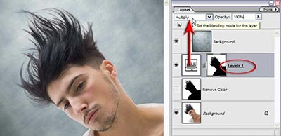 Selecting & Extracting Hair - Masking Tutorial - Extraction Tips - Photoshop Elements