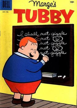 Tubby_dell_comic