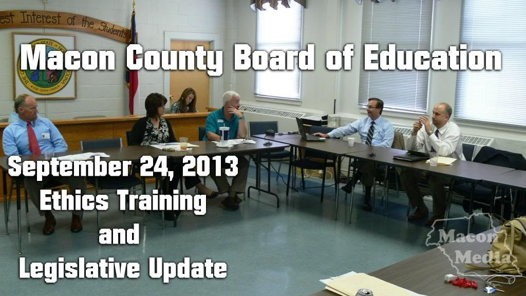 Macon County Board of Education Sept 24th of 2013 Photo and Titles ©2013 Bobby Coggins
