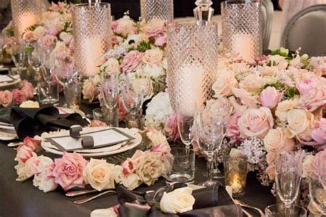 By Appointment Only Design's beautiful wedding flowers at