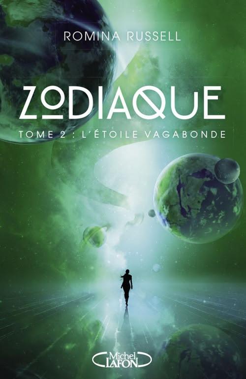 Couverture Zodiaque, tome 2 : L'étoile vagabonde