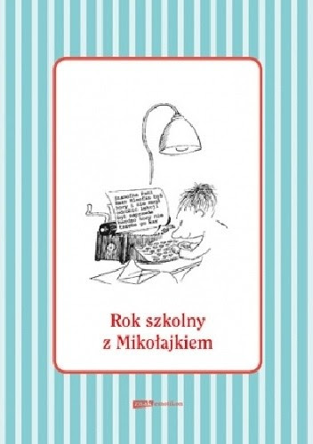 Okładka książki Rok szkolny z Mikołajkiem