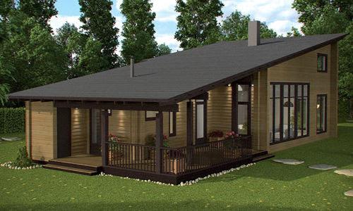 Casas de madera prefabricadas casas prefabricadas de - Bungalows de madera prefabricadas precios ...