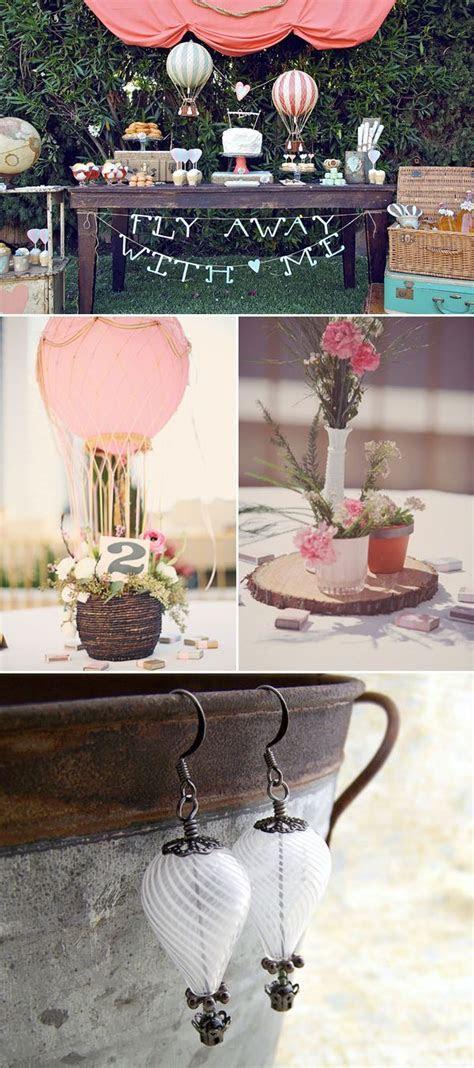 194 best Hot Air Balloon Wedding images on Pinterest