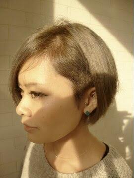 女性 ベリーショート ヘアスタイル・髪型・ヘアカタログ 楽天  - ヘアカタログ ツーブロック レディース