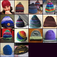 Hats of 2008