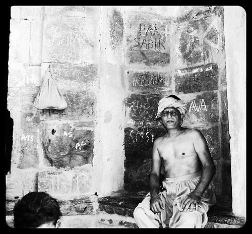 I Became  A Beggar To Understand And Shoot Beggars ... Taragadh by firoze shakir photographerno1