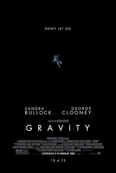 poster gravidade
