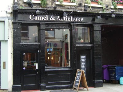camel and artichoke