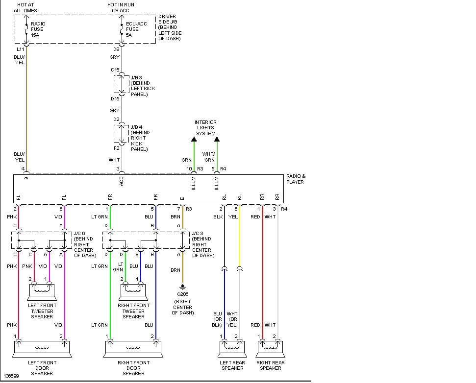 2000 Toyota Avalon Wiring Diagram - Wiring Diagram