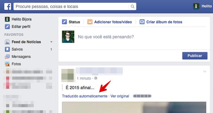 Artesanato Junino Com Material Reciclado ~ ECM Informática Como desativar a traduç u00e3o automática do Facebook