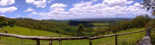 Mountain View Road Panorama
