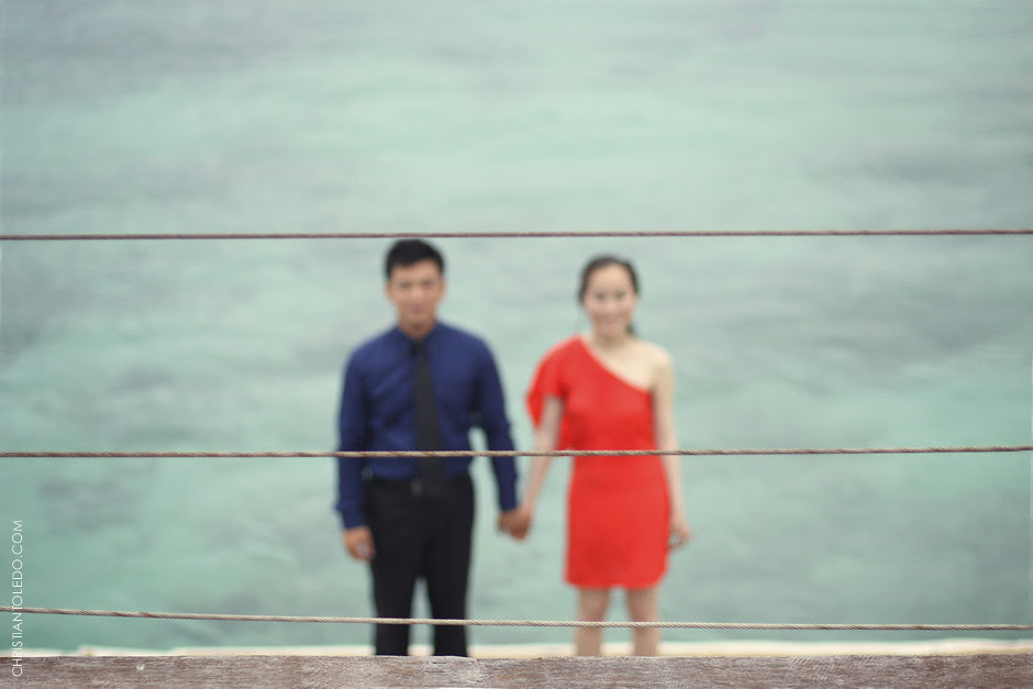 Shangri-La Mactan Resort, Cebu Post-Wedding Photography