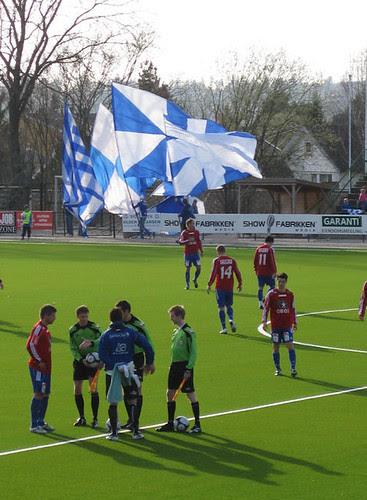 the match :: kampen #5