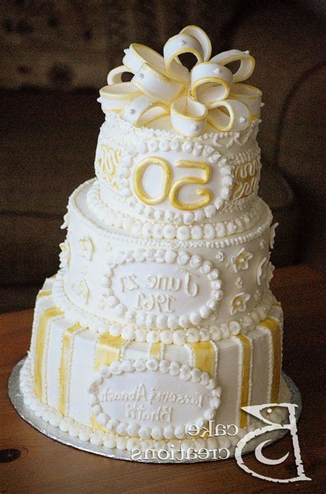 Vinnie's blog: 50th wedding anniversary cakes