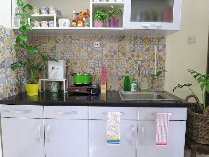 Model Dapur Sederhana Tapi Cantik | Ide Rumah Minimalis
