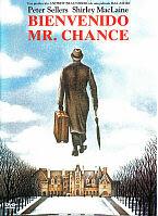 Bienvenido Mr. Chance carátula DVD