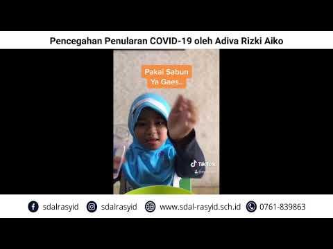 Pencegahan Penularan COVID 19 oleh Adiva Rizki Aiko