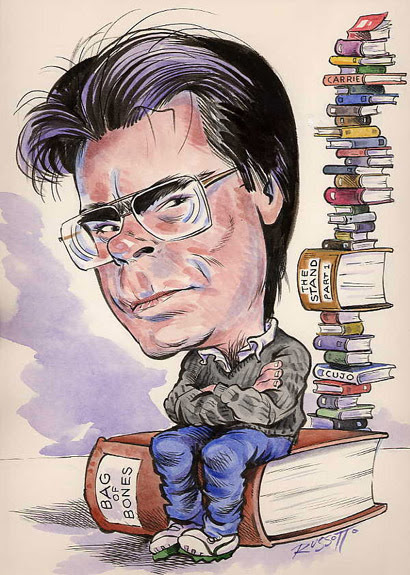 stephen king Top 10 Highest Paid Authors of All Time