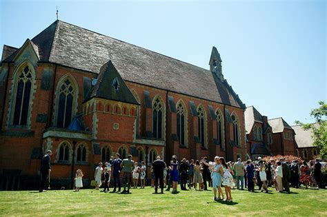 All Saints Chapel wedding in Eastbourne east sussex