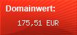 Domainbewertung - Domain katzen-report.de bei domainbewertung.de.com