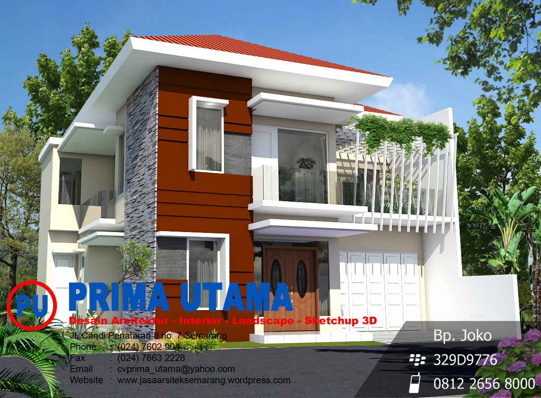 51 Gambar Atap Rumah Minimalis 2 Lantai Gratis Terbaru