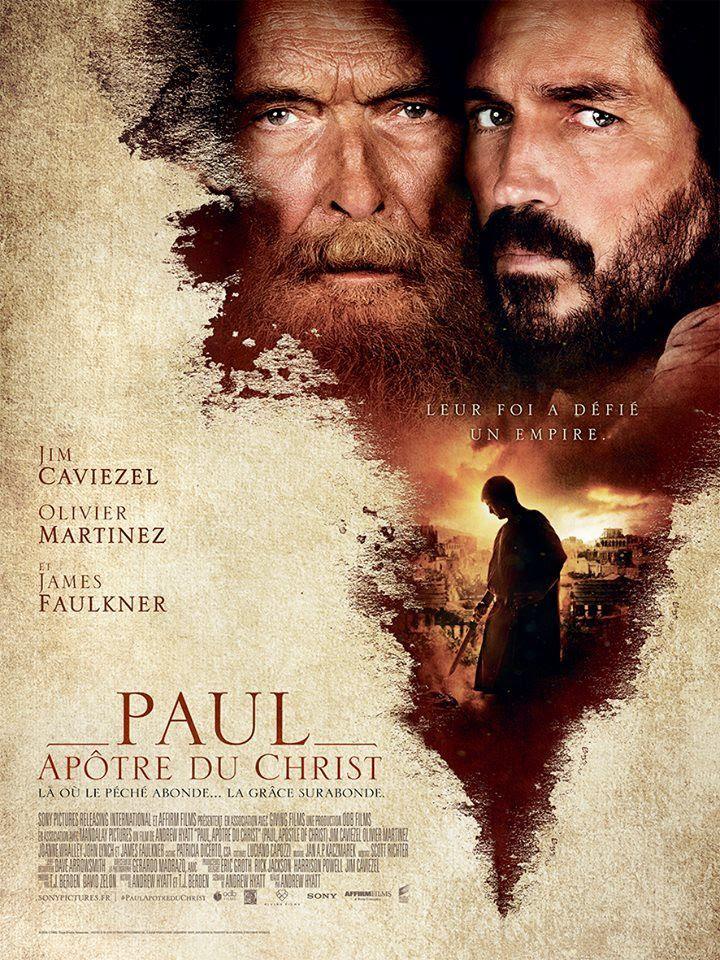 Résultats de recherche d'images pour «Paul Apôtre du Christ film version française»