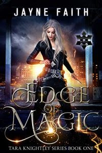 Edge of Magic by Jayne Faith