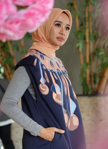 inspirasi  busana hijab laudya cynthia bella ide