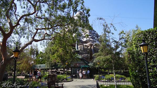 Disneyland Resort, Disneyland, Matterhorn, Bobsleds
