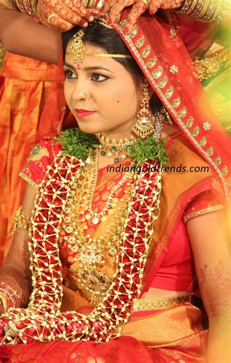 Latest Indian Gold and Diamond Jewellery Designs: South