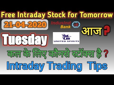 Intraday call For 21 April 2020 | Intraday Stock For Tomorrow  by Stock ...