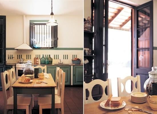 Ideas para planear un comedor diario en la cocina blog y for Comedor popular funciones