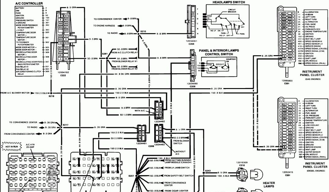 1970 C10 Wiring Manual | Wire