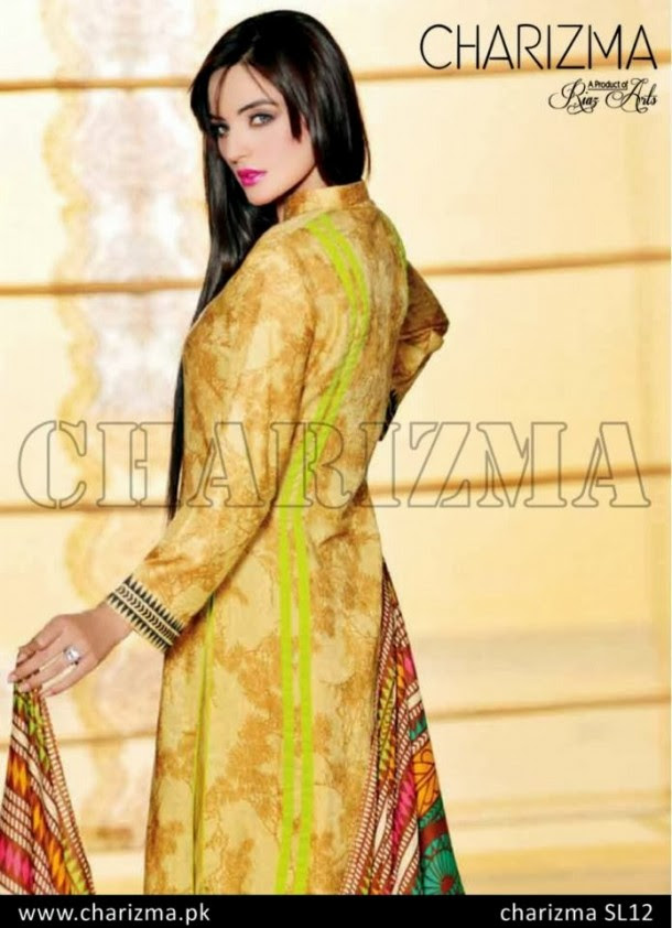 Beautiful-Girls-Wear-Stich-Embroidered-Clothes-New-Fashion-by-Charizma-Winter-Dress-2013-14-1