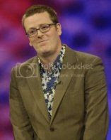 Frankie Boyle in BBC's Mock the Week