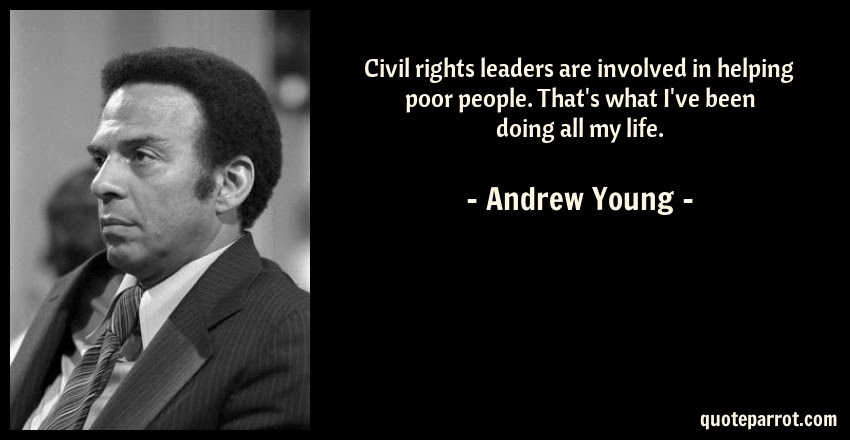 Civil Rights Leaders Are Involved In Helping Poor Peopl By Andrew