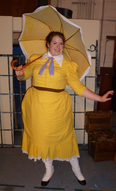 Diary of a Costumer - Jane Porter Dress Diary