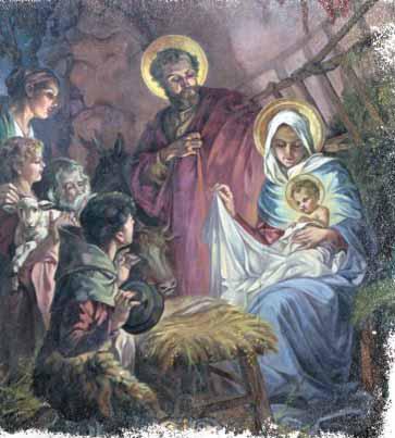 Resultado de imagem para sagrada familia presepio