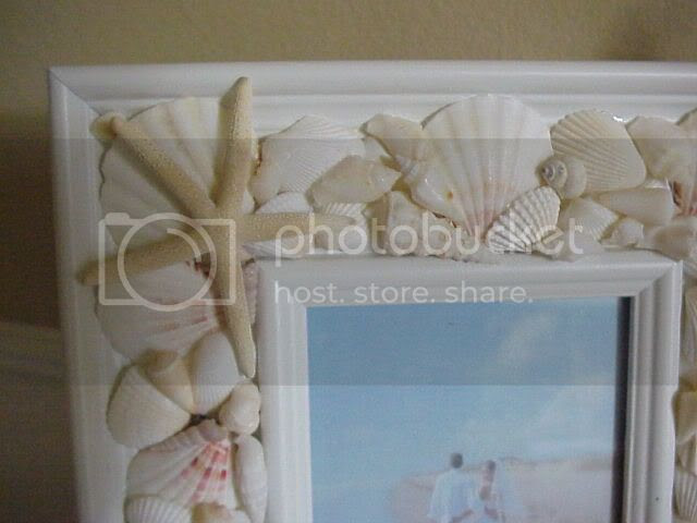 Broken China Mosaic How To How To Make A Seashell Frame