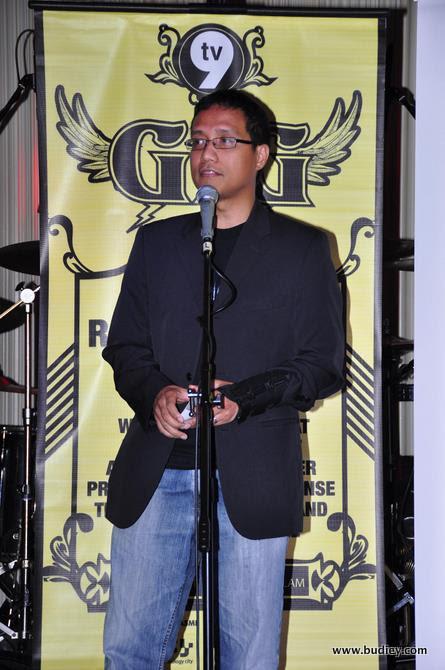 Ketua Pegawai Operasi, Rangkaian Televisyen Media Prima Berhad, En Izham Omar