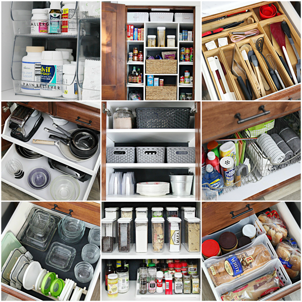 9 steps in organizing kitchen cabinets iheart organizing client kitchen cabinet amp drawer 10390