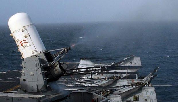Phalanx CIWS, Benteng Pertahanan Terakhir Kapal Perang Amerika
