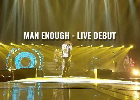 Def Leppard News   Def Leppard Debut Man Enough In Grand
